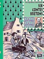 Six contes bretons • François-Marie Luzel