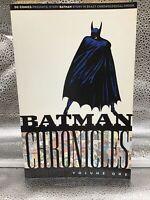 THE BATMAN CHRONICLES Volume 1 - Graphic Novel TPB - DC