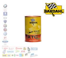 OLIO MOTORE AUTO DIESEL BENZINA BARDAHL XTC C60 20W50  SENZA DPF-FAP 313040