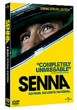 Senna (DVD, 2011, 2-Disc Set) Brazilian Formula One champion