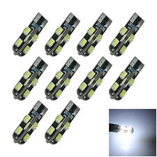 10X Car Ultra White 12 LED 5730 SMD T10 W5W Bulb Wedge Side Light Bulb Lamp A084