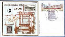 BLOC CNEP  N°  50  LYON  2008  + TIMBRE LYON OBLITE. 1er JOUR