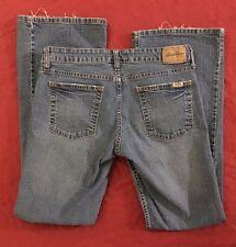 """Levi Strauss Signature Low Slim Flare Jeans  Juniors Size 11 Medium (34x32"""")"""