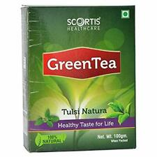 Indian Ayurveda Natural Green Tea Healthy Organic 100% Herbal Test For Life Care