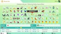 🔥POKEMON HOME🔥 (MEGA PACK)(2000+pokemon) : tous normal+shiny+event Gen1-7