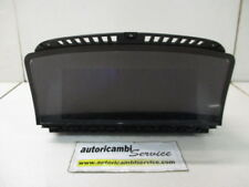 65.82-6986301 DISPLAY NAVIGATORE SATELLITARE BMW SERIE 7 E65 3.0 D AUT 170KW (20