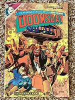 Doomsday Squad #3 1st Color Usagi Yojimbo John Byrne Artwork-  High Grade
