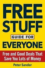 FREE STUFF AND DISCOUNTS FOR EVERYONE BOOK