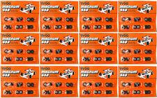 144pc 1982 TYCO Slot Car Wide REAR WHEELS +Foam TIRES Rare Service Parts 6554