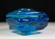 VINTAGE MDINA MICHAEL HARRIS GLASS VASE c.1960's
