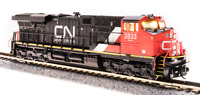 BROADWAY LIMITED 3893 N ES44AC CN 2851 Website Paragon3 Sound/DC/DCC