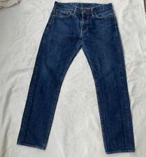 Levis 511 Red Line Selvedge Denim Mens Jeans  W33 L32