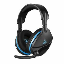 TURTLE BEACH Ear Force Stealth 600 Wireless Gaming Headset Surround PS4 Pro