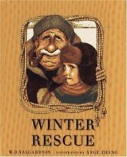 Winter Rescue by W. D. Valgardson c1995, HARDCOVER, VGC, We Combine Shipping