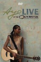 "AYO ""LIVE AT THE OLYMPIA"" DVD NEUWARE"