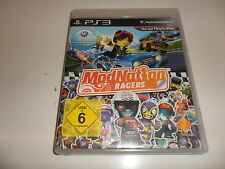 Playstation 3 ps 3 MODNATION racers