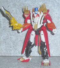Transformers Takara Prime AM-28 LEO PRIME Complete Arms Micron Thundertron