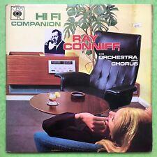 Ray Conniff & His Orchestra - Hi-Fi Companion - Double LP - CBS 66011 Ex