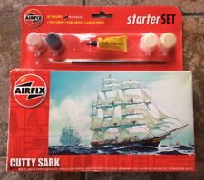 Airfix Cutty Sark Model Starter Set A55103 Scale Model NEW