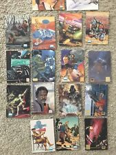 Topps Star Wars Trading Cards 1995 Count Of 20 Luke Skywalker Princess Leia Etc.