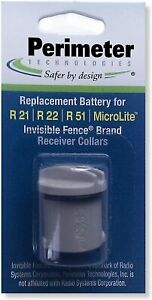 Perimeter IFA-001 Collar Battery Invisible Fence - R21 R22 R51 MicroLite PetStop