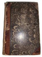 1898, 2 Vol in 1, ERNST HAECKEL, NATURLICHE SCHOPFUNGS-GESCHICHTE, BIOLOGY