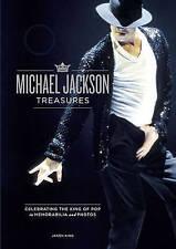 The Michael Jackson Treasures: Celebrating the King of Pop NEW