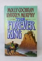 The Forever King by Warren Murphy, Molly Cochran Millenium Book 3 used hardcover