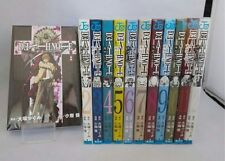 DEATH NOTE Vol.1-12 Manga complete Lot Set Comic Japanese edition