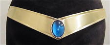 Sailor Moon Mercury Smooth Blue Gem Metal Cosplay Tiara