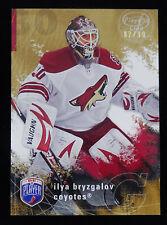 2007-08 Be A Player Player's Club #150 Ilya Bryzgalov Hockey Card 82/99 Serial