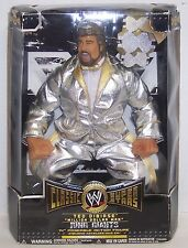"2005 Jakk's WWE Ring Giants ""Ted DiBiase"" 14"" Poseable Action Figure [1440]"