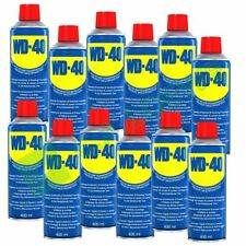 24 x WD-40 à 400 ml Multifunktionsspray Multifunktion 49004 Rostlöser Multi Öl