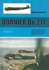 Dornier Do 217, German bomber (Warpaint No 24)
