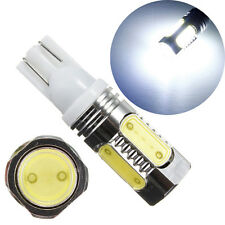 T10 W5W 168 194 7.5W High Power Car Signal Tail Turn COB LED Light Lamp Bulb NEW