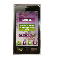 GEBURTSTAG ticket musical a telefon klingt sekretariat nome SIMONA