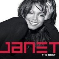"JANET JACKSON ""THE BEST (BEST OF)"" CD 35 TRACKS NEU"