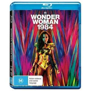 DC Wonder Woman 1984 BRAND NEW Blu-Ray REGION B SEALED