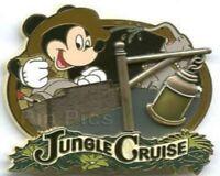 Disney Pin 45591 Jungle Cruise Mickey Mouse Skipper Elephant Lantern Pin-on-Pin