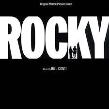 ROCKY Original Soundtrack CD BRAND NEW Bill Conti