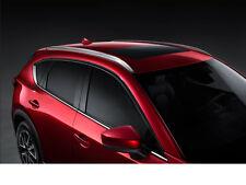 2017  Mazda CX-5 Genuine OEM Roof Rail set : 0000-8L-R09