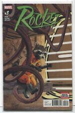 Rocket #3 NM Marvel Comics MD13