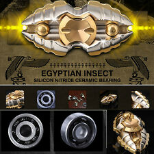 2017 Egyptian Worms EDC Hand Spinner Fidget Finger Gyro Bathgate ADHD Autism Toy