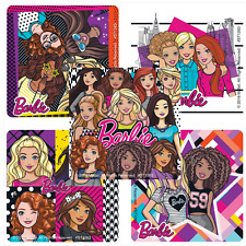 "25 Barbie and Friends Stickers, 2.5""x2.5"" each, Party Favors"