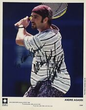 Andre Agassi - Champion Tennis Player - Signed 8x10 Photograph