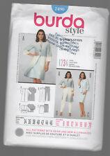 BURDA pattern 6596 coat jacket skirt pants suit sz 8 10 12 14 16 18 20 UNCUT