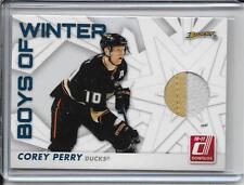 10-11 Donruss Corey Perry Boys Of Winter Prime Jersey # 44 #d/50