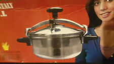 belle  cocotte minute autocuiseur 7 Litres neuf cuisson saine INOX