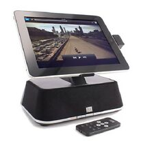 Altec Lansing Octiv Stage MP450 30-Pin iPad Speaker Dock with remote controller