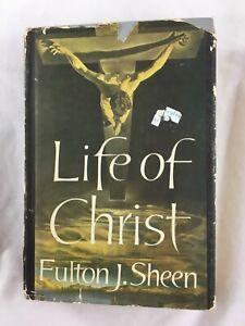 Life of Christ, Fulton Sheen, Catholic Book, 1950